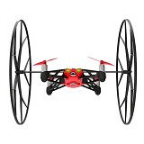 PARROT Minidrones Rolling Spider [PF723043AC] - Red - Drone
